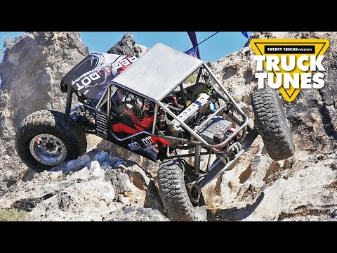Rock Crawler For Children | Kids Truck Video - Rock Crawler