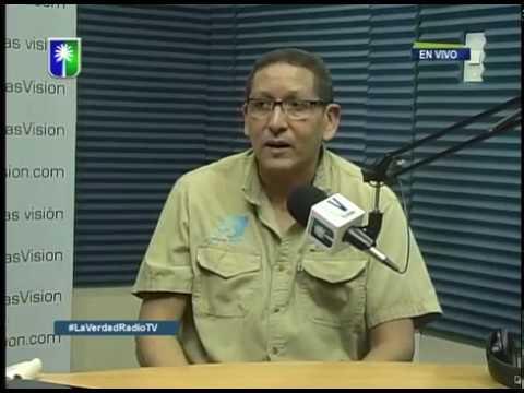 Entrevista al presidente del Colegio de Farmacéuticos de Monagas Héctor Barreto ( 06 04 201