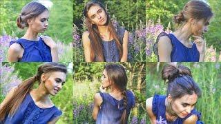 модные прически 2012 года своими руками видео