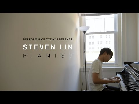 See video  Performance Today profiles Steven Lin