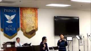 HOLY FIRE REVIVAL-SUPERNATURAL ENCOUNTERS-PASTOR KIM YONG DOO - APRIL 2013 - FREMONT, CA.- (PART 2)