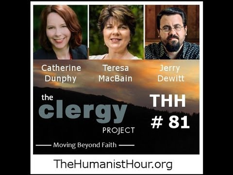The Clergy Project - In this month's podcast, Todd Stiefel's co-host is Margaret Downey. Together they interview three representatives of the Clergy Project, acting Executive Dir...