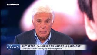 Video Guy BEDOS tâcle Fillon, Hollande et Marine Le Pen MP3, 3GP, MP4, WEBM, AVI, FLV Juni 2017