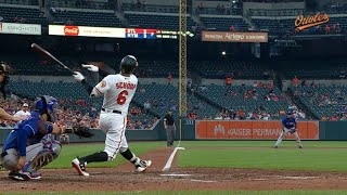 Jonathan Schoop, Mark Trumbo and Chris Davis each hammer solo home runs, while Adam Jones crushes a two-run shot in the Orioles' winCheck out http://MLB.com/video for more!About MLB.com: Former Commissioner Allan H. (Bud) Selig announced on January 19, 2000, that the 30 Major League Club owners voted unanimously to centralize all of Baseball's Internet operations into an independent technology company. Major League Baseball Advanced Media (MLBAM) was formed and charged with developing, building and managing the most comprehensive baseball experience available on the Internet. In August 2002, MLB.com streamed the first-ever live full length MLB game over the Internet when the Texas Rangers and New York Yankees faced off at Yankee Stadium. Since that time, millions of baseball fans around the world have subscribed to MLB.TV, the live video streaming product that airs every game in HD to nearly 400 different devices. MLB.com also provides an array of mobile apps for fans to choose from, including At Bat, the highest-grossing iOS sports app of all-time. MLB.com also provides fans with a stable of Club beat reporters and award-winning national columnists, the largest contingent of baseball reporters under one roof, that deliver over 100 original articles every day. MLB.com also offers extensive historical information and footage, online ticket sales, official baseball merchandise, authenticated memorabilia and collectibles and fantasy games.Major League Baseball consists of 30 teams split between the American and National Leagues. The American League consists of the following teams: Baltimore Orioles; Boston Red Sox; Chicago White Sox; Cleveland Indians; Detroit Tigers; Houston Astros; Kansas City Royals; Los Angeles Angels ; Minnesota Twins; New York Yankees; Oakland Athletics; Seattle Mariners; Tampa Bay Rays; Texas Rangers; and Toronto Blue Jays. The National League, originally founded in 1876, consists of the following teams: Arizona Diamondbacks; Atlanta Braves; Chicago Cubs; Cincinnati Reds; Colorado Rockies; Los Angeles Dodgers; Miami Marlins; Milwaukee Brewers; New York Mets; Philadelphia Phillies; Pittsburgh Pirates; San Diego Padres; San Francisco Giants; St. Louis Cardinals; and Washington Nationals.Visit MLB.com: http://mlb.mlb.comSubscribe to MLB.TV: http://mlb.tvDownload MLB.com At Bat: http://mlb.mlb.com/mobile/atbatDownload MLB.com Ballpark: http://mlb.mlb.com/mobile/attheballparkDownload MLB.com Clubhouse: http://mlb.com/clubhousePlay Beat The Streak: http://mlb.mlb.com/btsGet MLB Tickets: http://mlb.mlb.com/ticketsGet Official MLB Merchandise: http://mlb.mlb.com/shopConnect with us:YouTube: http://youtube.com/MLB Facebook: http://facebook.com/mlbInstagram: http://instagram.com/mlbTwitter: http://twitter.com/mlbPinterest: http://pinterest.com/mlbofficialTumblr: http://mlb.tumblr.comGoogle+: http://plus.google.com/+MLB