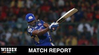Pollard biffs Mumbai to win