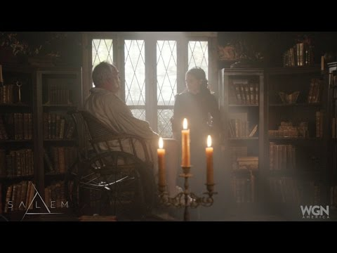 Salem 2.05 (Clip 'Mary Threatens George')
