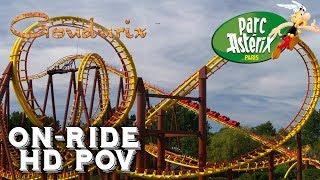 Goudurix : On-Ride (HD POV) - Parc Astérix (France)