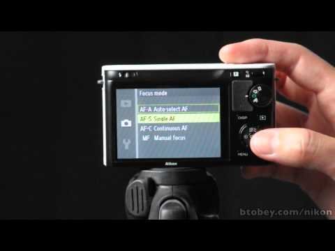 Nikon 1 J1 Review