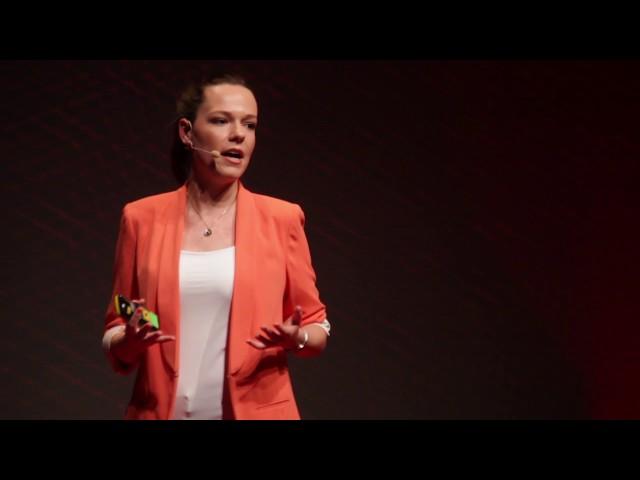 Elég jól változni | Lauter Adrienn | TEDxYouth@Budapest 2016