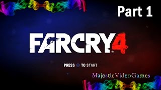 Hello! Ready for a new adventure! Let's go explore in Far Cry 4! Here's a Gameplay/Walkthrough of Part 1! If you guys enjoyed the video I would appreciate a ...