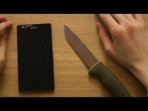 how to remove a battery from a sony xperia z