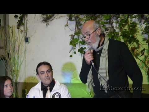 Premio Manolo Cabot a Juan Columé Millán