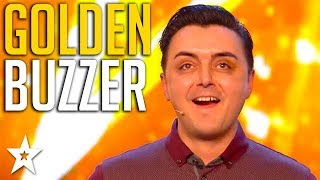 Video EMOTIONAL Magic Trick WINS GOLDEN BUZZER & Leaves Judges SPEECHLESS! Britain's Got Talent 2018 MP3, 3GP, MP4, WEBM, AVI, FLV Oktober 2018