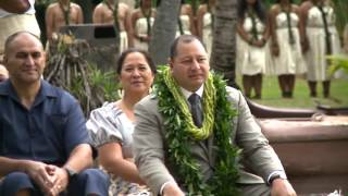 Following a 16-month restoration, the new Tonga Village at the Polynesian Cultural Center opened Saturday, June 11, in a ceremony steeped in culture and ...