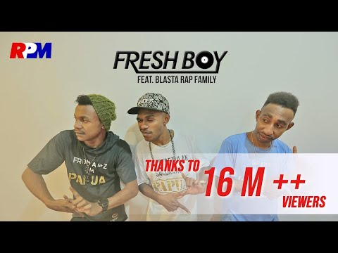 Download Lagu Fresh Boy Ft. Blasta Rap Family - Turun Naik Oles Trus (Official Music Video) Music Video