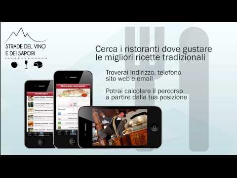 GustoTrentino, applicazione iPhone