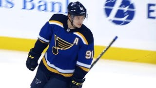 Schwartz drops, Tarasenko stops and rips one past Brossoit by Sportsnet Canada