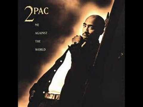 2pac - Me Against The World - Temptations