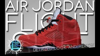 Hey Guys! Here is a detailed look and review of the recently released Air Jordan 5 'Flight Suit'. They're available now: http://click.linksynergy.com/fs-bin/click?id=je6NUbpObpQ&offerid=359403.10002047&type=3&subid=0 Thanks for watching!!! Music Provided By: https://bit.ly/1dDCW4Phttp://www.WearTesters.comWearTesters Shop: http://bit.ly/1qkfTNLTwitter: https://twitter.com/nightwing2303Facebook: https://www.facebook.com/pages/Nightw... Instagram: http://instagram.com/nightwing2303