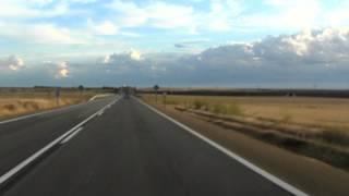 Benavente Spain  city images : N-630 Zamora , Ruta de la Plata Tramo Zamora - Benavente / Zamora Province - Highways in Spain