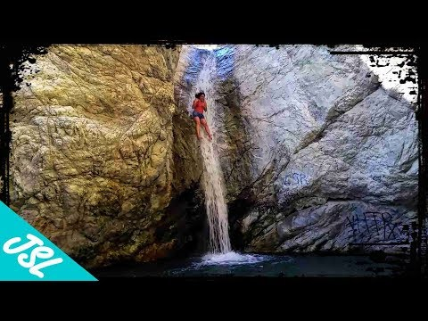 3 BEST Natural Water Slides of Southern California