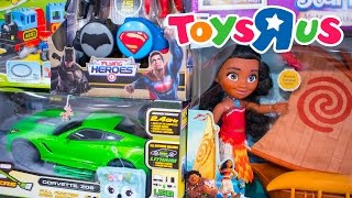HUGE Toys R Us Toy Hunt with Friends Toys for Boys and Girls Family Fun Shopping Kinder Playtime  Today on Kinder Playtime we had an AWESOME Toy Hunt with lots of our friends at Toys R Us!  We told the kids that could pick their favorite toys to bring home with them.  We love doing Toy Hunts at Toys R Us and this time was no exception.  This toy hunt was a little crazy with so many kids, but we had a great time!  We hope you enjoy this video!Toy Hunt Toys collected today!Jacob - New Bright R/C RC Chargers Corvette Z06Emily - Claire's Friendship Necklaces and Owl DiaryChloe - Disney Moana Doll Moana's Ocean Adventure PlaysetAubrey - FurReal Friends Starlily My Magical UnicornEthan - Imaginext Batman Batbot Noah - Batman VS Superman Flying HeroesRiley - LEGO Duplo My First Train SetOliver - Disney Mickey Mouse Clubhouse 4-in-1 Activity Ride-onWe want to thank our friends from Toybox Tube for joining us today!  You can see their channel here: https://www.youtube.com/channel/UClPdzt4ThaK57Ihml20va-QMore Fun Kinder Playtime Videos!Surprise Kinder Playtime Playhouse Fun Kids Play on Swings Lots of Slides Friend Party Swingsethttps://www.youtube.com/watch?v=ljVcsoK-NCYHUGE Elena of Avalor Surprise Present Blind Bags Disney Princess Toys for Girls Kinder Playtimehttps://www.youtube.com/watch?v=zdk0LcYagRIHUGE Shopkins Surprise Present Season 7 Surprise Eggs Blind Bags Toys for Girls Kinder Playtimehttps://www.youtube.com/watch?v=r5VlShZf85gHUGE Disney Princess Surprise Present Blind Bags My Little Pony Toys for Girls Kinder Playtimehttps://www.youtube.com/watch?v=HzUnGE-9IRkHUGE Peppa Pig Surprise Present Blind Bags My Little Pony Toys for Girls Kinder Playtimehttps://www.youtube.com/watch?v=hP_MAGJT0qgHUGE Elsa Frozen Surprise Present from Santa Claus Christmas Girl Toys Blind Bags Kinder Playtimehttps://www.youtube.com/watch?v=0YLB6YmQSl4HUGE Christmas Stocking Surprise Toys Shimmer and Shine My Little Pony Girls Toys Kinder Playtimehttps://www.youtube.com/watch?v=5VyhTJPAbPsHUGE Surprise Penguin Slide Surprise Eggs Toys for Girls Trolls My Little Pony Kinder Playtimehttps://www.youtube.com/watch?v=-_gzl6LeWlQHUGE Frozen Surprise Bucket Disney Princess Surprise Toys for Girls Hatchimals Kinder Playtimehttps://www.youtube.com/watch?v=I7U6RRUdD0sHUGE Trolls Movie Surprise Car Toy Surprise Eggs Girl Toys Slime Baff Dreamworks Kinder Playtimehttps://www.youtube.com/watch?v=DCwWMPH9daoHUGE Shimmer and Shine Magic Surprise Toy Chest My Little Pony Shopkins Frozen Kinder Playtimehttps://www.youtube.com/watch?v=YoSO3TJ-4AEHUGE FINDING DORY SURPRISE POOL Toy Surprise Eggs Disney Toys Boy Toys Girl Toys Kinder Playtimehttps://www.youtube.com/watch?v=dJV9lkevzgoHuge Mashems & Fashems Surprise Toy Finding Dory Ninja Turtles Batman Paw Patrol MLP Kinder Playtimehttps://www.youtube.com/watch?v=I3nj3BCvjxoHUGE Finding Dory Surprise Box & Toy Bag Elmo Toys Shopkins Blind Bags Disney Toys Kinder Playtimehttps://www.youtube.com/watch?v=W0g7IPl3nHoFrozen Surprise Wagon My Little Pony Shopkins Funko Mystery Blind Bags Disney Toys Kinder Playtimehttps://www.youtube.com/watch?v=q-XhzJxKw2gHUGE Pink Girl Surprise Egg Surprise Toys Bunny Surprise Toy Shopkins My Little Pony Kinder Playtimehttps://www.youtube.com/watch?v=Gq67sl876LEHUGE Neon Star Surprise Toys Suitcase Shopkins Barbie Disney Unicorno Fun Girls Toys Kinder Playtimehttps://www.youtube.com/watch?v=kghBHl6M9toHUGE Frozen Backpack Surprise Toys Disney Princess Elsa Anna Fashems My Little Pony Kinder Playtimehttps://www.youtube.com/watch?v=eLU294A23Cw