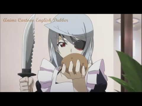 Infinite Stratos - Harem Cook And Make A Dinner For Ichika 😋🍳 (English Dub)