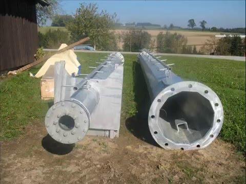 Windrad 5 - 10 kW