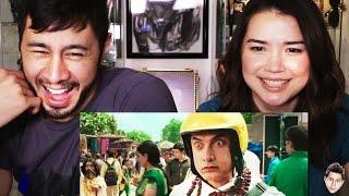 Video PK - Aamir Khan - trailer reaction review - Jaby & Achara MP3, 3GP, MP4, WEBM, AVI, FLV Maret 2019