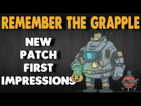 Titanfall 2 - REMEMBER THE GRAPPLE | New Patch First Impressions