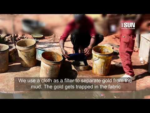 Sun-Doccie: ZAMA ZAMAs - How we refine gold