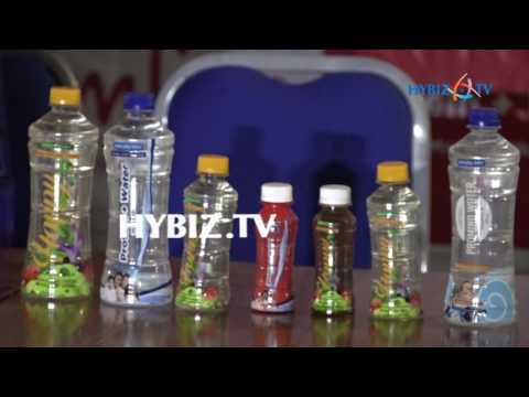 , Functional Water Based Drinks Launch