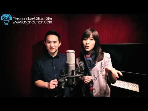 一眼瞬間 (In A Moment) - 蕭敬騰 & 張惠妹 (Jason Chen x Sharon Kwan Cover)