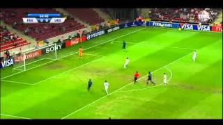 Paul Pogba vs Uruguay U20