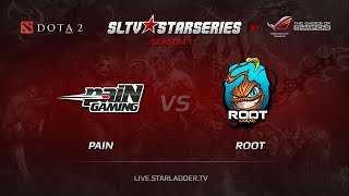 paiN vs ROOT, game 1
