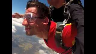 Picton (NSW) Australia  city photos : Sydney Tandem Skydiving 14,000 ft - Picton NSW Australia