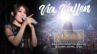 AKAD - PAYUNG TEDUH  FULL HD (Cover By VIA VALLEN) LIVE PERFORM SERIBU BATU MANGUNAN