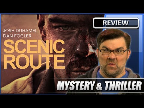 Scenic Route - Movie Review (2013)