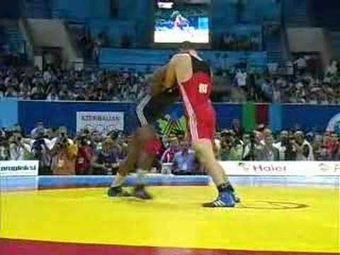 Bilyal Makhov vs Alexis Rodriguez Valera