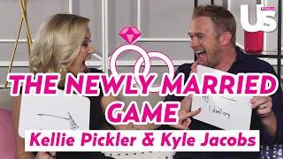 Kellie Pickler & Kyle Jacobs Play The Newlywed Game | Us Weekly