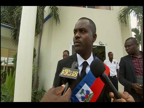 Parlement haïtien.- La Séance de validation des pouvoirs de 5 nouveaux sénateurs.
