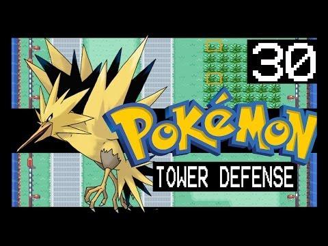 Pokemon Tower Defense Walkthrough - Route 17 THE RETURN