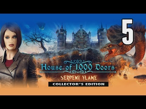 House of 1000 Doors 3: Serpent Flame CE [05] w/YourGibs - SAVE FRENCH DAMSEL IN DISTRESS