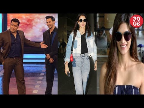 Varun Dhawan To Replace Salman Khan | Anushka-Farh