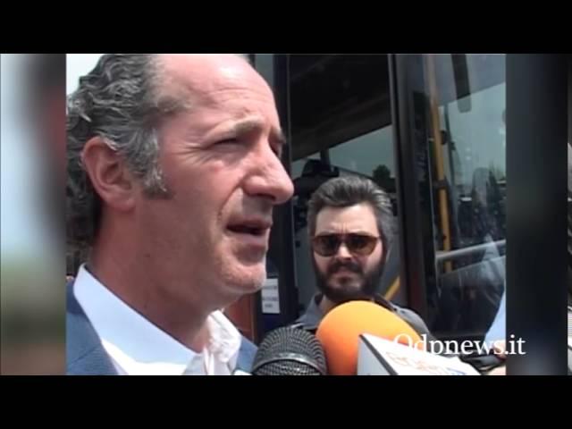Treviso. 20 nuovi bus ecologici per MOM, mobilita' di marca.