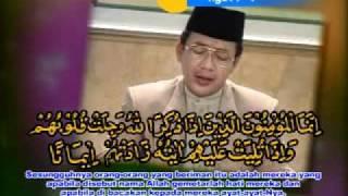 Video Amazing Asy-Syaikh KH MUAMMAR ZA - SURAT AL ANFAL.mp4 Part 2 MP3, 3GP, MP4, WEBM, AVI, FLV Agustus 2018