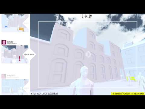 Here's a video of Photobomb, a game we made last week for the 7DFPS game jam