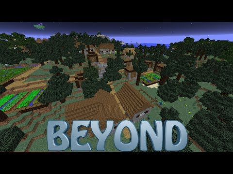 Ganzes Dorf für Immersive Engineering! - Minecraft Beyond [#107] - FTB Beyond Modpack