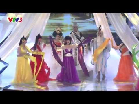 GALA Vietnam's Got Talent 2014 - NHÓM CHUỒN CHUỒN GIẤY