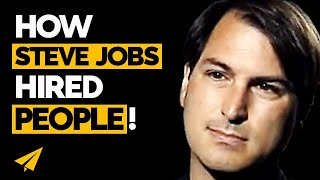 Newly Uncovered Footage Shows One Characteristic Steve Jobs Looked For At Apple